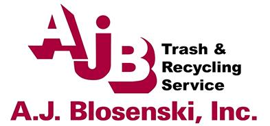 AJ Blosenski Trash & Recycling Service